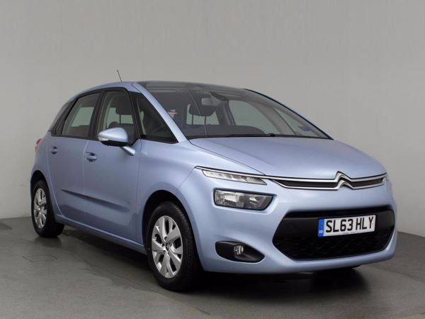 (2013) Citroen C4 Picasso 1.6 HDi VTR+ 5dr - MPV 5 SEATS Bluetooth Connection - £20 Tax - Parking Sensors - DAB Radio - Aux MP3 Input