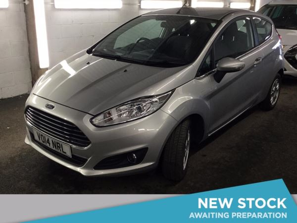 (2014) Ford Fiesta 1.6 TDCi Zetec ECOnetic 3dr £695 Of Extras - Zero Tax - Aux MP3 Input - USB Connection - Air Conditioning