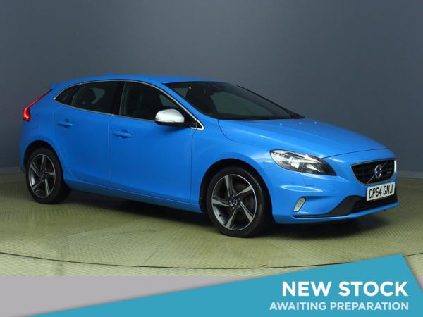 (2014) Volvo V40 D4 [190] R DESIGN 5dr Bluetooth Connection - Zero Tax - DAB Radio - USB Connection - Climate Control