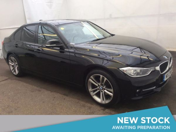 (2013) BMW 3 Series 320d Sport 4dr £4265 Of Extras - Satellite Navigation - Bluetooth Connection - £30 Tax