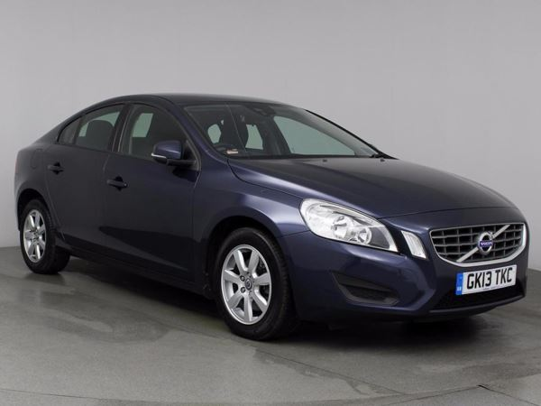 (2013) Volvo S60 D3 [136] ES Nav 4dr £1625 Of Extras - Satellite Navigation - Bluetooth Connection - £30 Tax