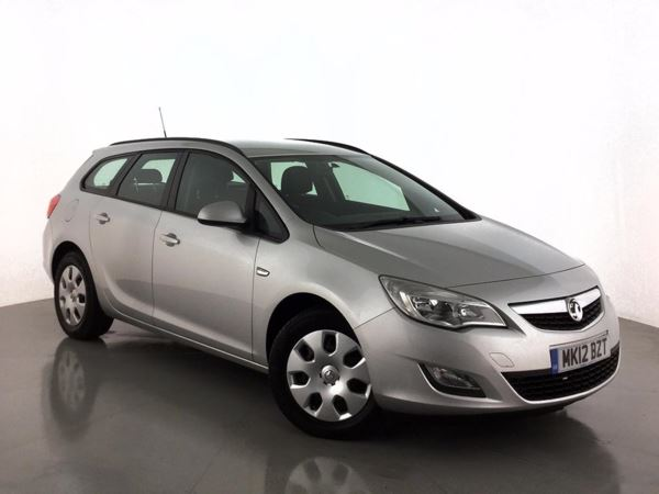 (2012) Vauxhall Astra 1.7 CDTi 16V ecoFLEX Exclusiv 5dr £30 Tax - Aux MP3 Input - Cruise Control - 6 Speed - Air Conditioning