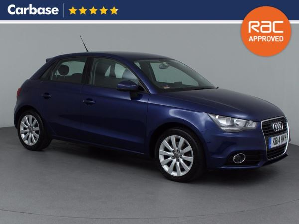(2014) Audi A1 1.6 TDI Sport 5dr Sportback £770 Of Extras - Bluetooth Connection - Zero Tax - Aux MP3 Input - Cruise Control