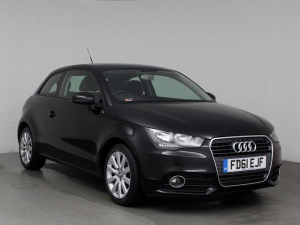 (2012) Audi A1 1.6 TDI Sport 3dr Bluetooth Connection - Zero Tax - Aux MP3 Input - Air Conditioning - Alloys