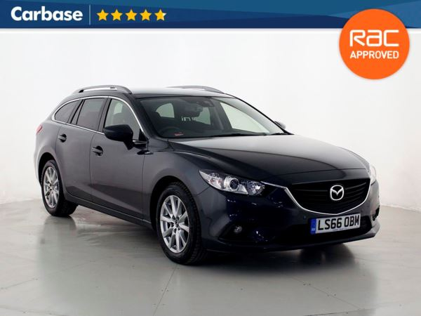 (2016) Mazda 6 2.2d SE-L Nav 5dr Estate Satellite Navigation - Bluetooth Connection - Parking Sensors - DAB Radio - Aux MP3 Input