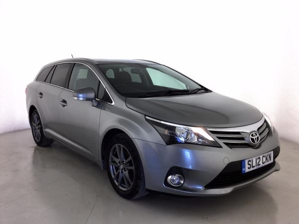 (2012) Toyota Avensis 2.0 D-4D TR 5dr Bluetooth Connection - £30 Tax - Cruise Control - Climate Control - 1 Owner