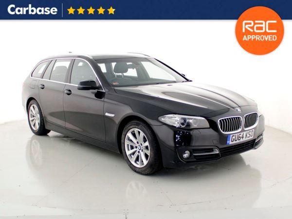 (2014) BMW 5 Series 520d [190] SE 5dr Touring Satellite Navigation - Luxurious Leather - Bluetooth Connection - Parking Sensors