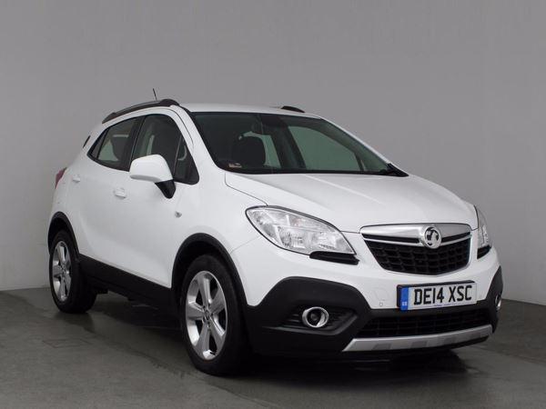 (2014) Vauxhall Mokka 1.6i Exclusiv 5dr Bluetooth Connection - Parking Sensors - DAB Radio - Aux MP3 Input
