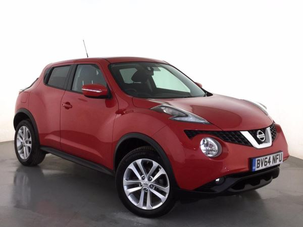 (2015) Nissan Juke 1.5 dCi Acenta 5dr [Start Stop] - SUV 5 SEATS Bluetooth Connection - £20 Tax - USB Connection - Cruise Control - Climate Control