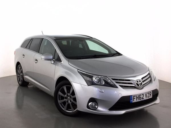 (2013) Toyota Avensis 2.0 D-4D T Spirit 5dr Luxurious Leather - Bluetooth Connection - £30 Tax - Cruise Control - Climate Control