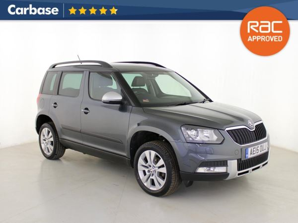 (2015) Skoda Yeti Outdoor 2.0 TDI CR Elegance 5dr £535 Of Extras - Luxurious Leather - Bluetooth Connection - Parking Sensors - Aux MP3 Input