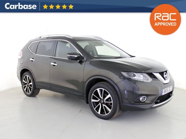 (2015) Nissan X-Trail 1.6 dCi Tekna 5dr 4WD - SUV 5 Seats Panoramic Roof - Satellite Navigation - Luxurious Leather - Parking Sensors - Rain Sensor