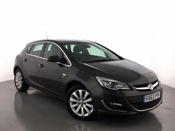(2013) Vauxhall Astra 1.7 CDTi 16V ecoFLEX SE 5dr [Start Stop] £20 Tax - Aux MP3 Input - Rain Sensor - Cruise Control - 6 Speed - Air Conditioning