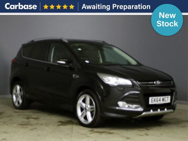 (2014) Ford Kuga 2.0 TDCi 163 Titanium X 5dr Powershift - SUV 5 Seats Panoramic Roof - Satellite Navigation - Luxurious Leather - Bluetooth Connection - Parking Sensors
