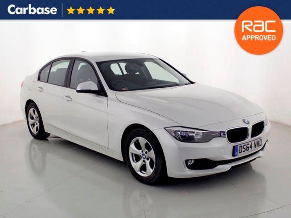 (2014) BMW 3 Series 320d EfficientDynamics 4dr Step Auto Bluetooth Connection - Parking Sensors - DAB Radio - Aux MP3 Input