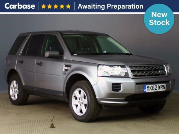 (2012) Land Rover Freelander 2.2 TD4 GS 5dr - SUV 5 Seats Luxurious Leather - Bluetooth Connection - Parking Sensors - DAB Radio