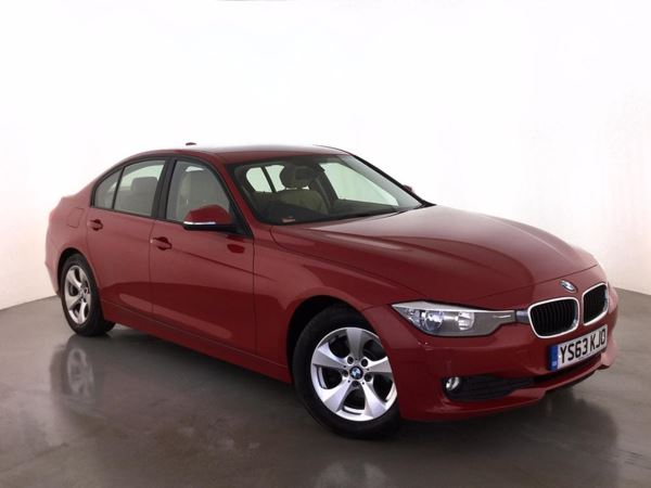 (2014) BMW 3 Series 320d BluePerformance EfficientDynamics 4dr £1780 Of Extras - Luxurious Leather - Bluetooth Connection - £20 Tax