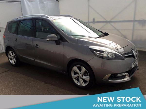 (2013) Renault Grand Scenic 1.5 dCi Dynamique TomTom Energy 5dr [Start Stop] - MPV 7 Seats £1490 Of Extras - Panoramic Roof - Satellite Navigation - Bluetooth Connection