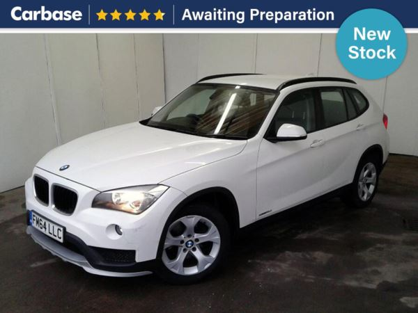 (2015) BMW X1 sDrive 16d SE 5dr - SUV 5 Seats Satellite Navigation - Bluetooth Connection - Parking Sensors - DAB Radio