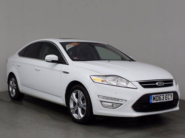 (2014) Ford Mondeo 1.6 TDCi Eco Titanium X Business Edition 5dr [SS] £1450 Of Extras - Satellite Navigation - Bluetooth Connection - £20 Tax