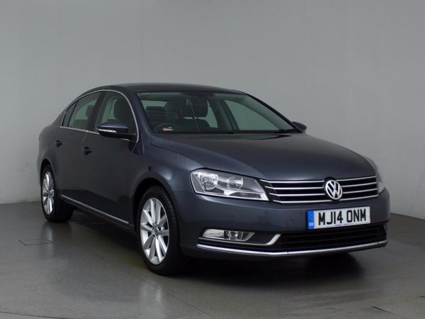 (2014) Volkswagen Passat 2.0 TDI Bluemotion Tech Executive 4dr Satellite Navigation - Bluetooth Connection - £30 Tax - Parking Sensors