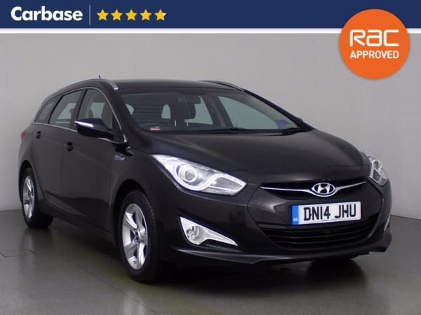 (2014) Hyundai i40 1.7 CRDi [115] Blue Drive Active 5dr Estate Bluetooth Connection - £30 Tax - Air Conditioning - 1 Owner