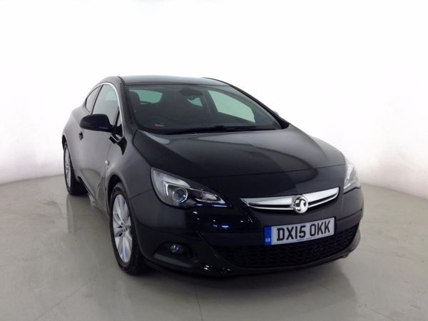 (2015) Vauxhall GTC 2.0 CDTi 16V SRi 3dr £1070 Of Extras - Bluetooth Connection - Aux MP3 Input - Rain Sensor
