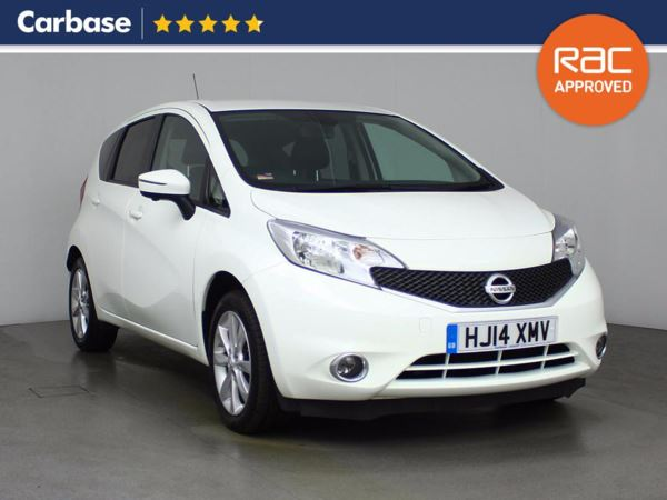 (2014) Nissan Note 1.2 DiG-S Tekna 5dr - Mini MPV 5 Seats Satellite Navigation - Bluetooth Connection - Zero Tax - USB Connection