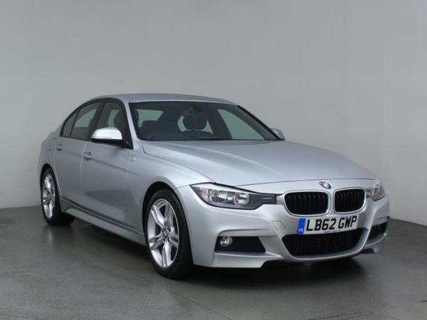 (2012) BMW 3 Series 320d M Sport 4dr Step Auto £2210 Of Extras - Luxurious Leather - Bluetooth Connection - £30 Tax
