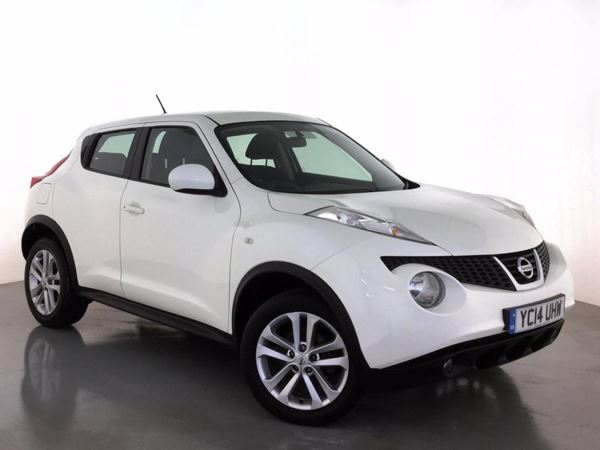 (2014) Nissan Juke 1.5 dCi Acenta 5dr [Start Stop] - SUV 5 SEATS Bluetooth Connection - £20 Tax - USB Connection - Cruise Control - Climate Control