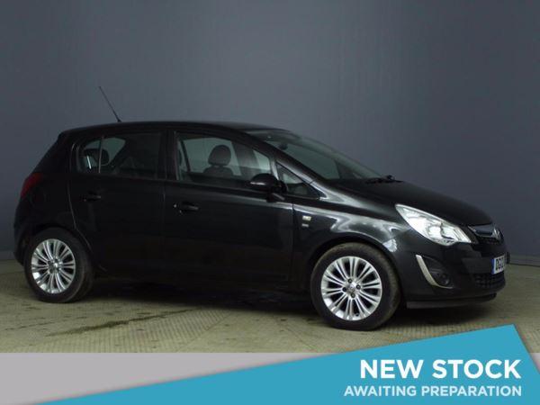 (2012) Vauxhall Corsa 1.2 SE 5dr Aux MP3 Input - Rain Sensor - Cruise Control - Air Conditioning - Alloys