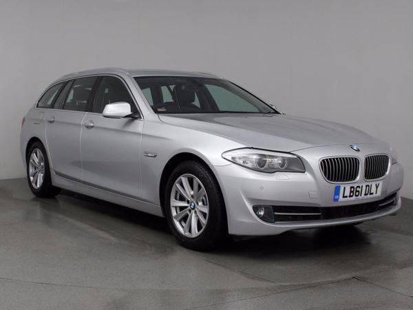 (2012) BMW 5 Series 520d SE 5dr Step Auto [Start Stop] £5630 Of Extras - Satellite Navigation - Bluetooth Connection - Parking Sensors
