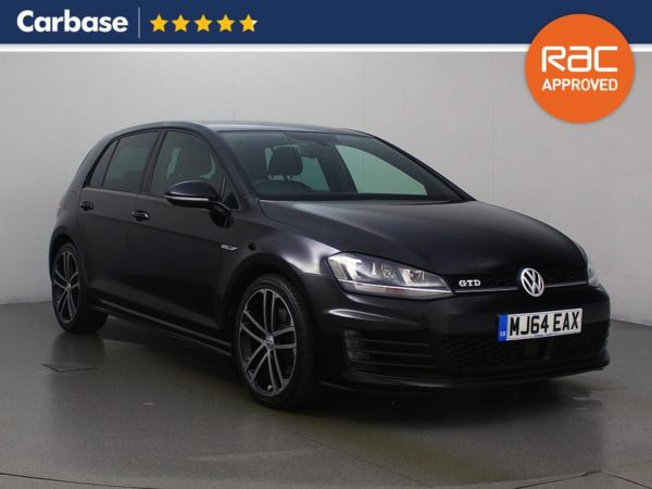 (2014) Volkswagen Golf 2.0 TDI GTD 5dr DSG Bluetooth Connection - Parking Sensors - DAB Radio - Xenon Headlights