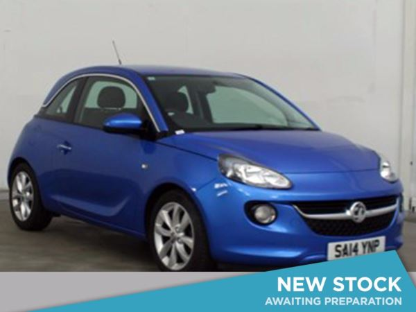 (2014) Vauxhall Adam 1.2i Jam 3dr £1795 Of Extras - Bluetooth Connection - Parking Sensors - DAB Radio - Aux