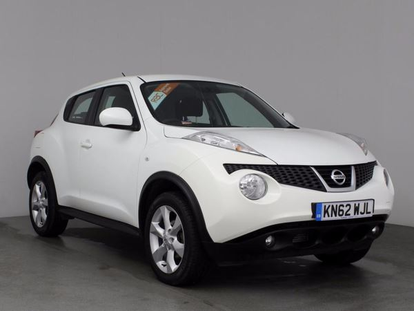 (2012) Nissan Juke 1.5 dCi Acenta 5dr - SUV 5 SEATS Bluetooth Connection - USB Connection - Cruise Control - Climate Control