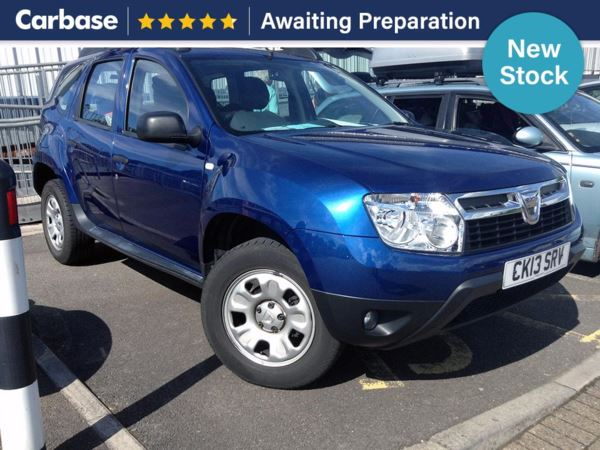 (2013) Dacia Duster 1.5 dCi 110 Ambiance 5dr - SUV 5 Seats Bluetooth Connection - Aux MP3 Input - USB Connection - 6 Speed