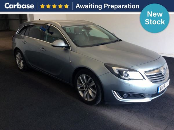 (2014) Vauxhall Insignia 2.0 CDTi [140] ecoFLEX Elite Nav 5dr [Start Stop] Estate Satellite Navigation - Luxurious Leather - Bluetooth Connection - Parking Sensors