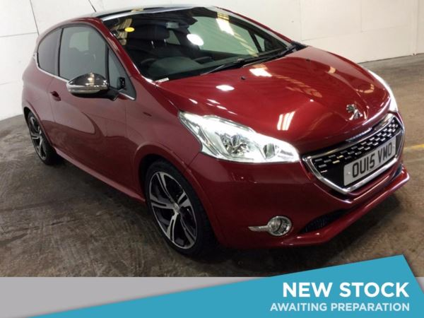 (2015) Peugeot 208 1.6 THP GTi 3dr £1365 Of Extras - Panoramic Roof - Satellite Navigation - Bluetooth Connection