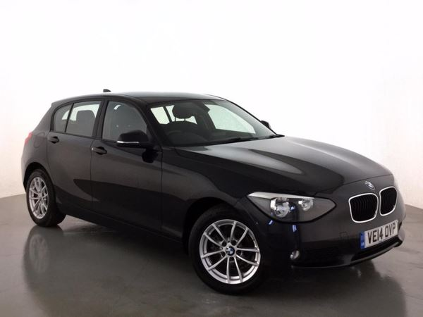 (2014) BMW 1 Series 118d SE 5dr £1440 Of Extras - Satellite Navigation - Bluetooth Connection - £20 Tax