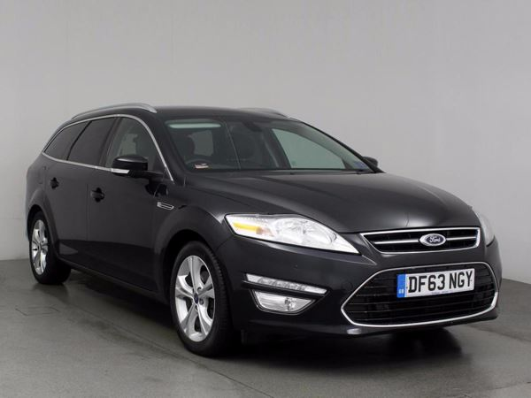 (2014) Ford Mondeo 2.0 TDCi 163 Titanium X Business Edition 5dr Satellite Navigation - Bluetooth Connection - £30 Tax - Parking Sensors