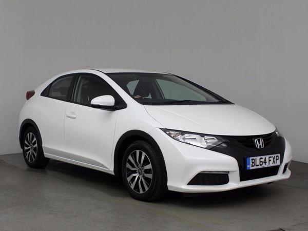 (2014) Honda Civic 1.6 i-DTEC S 5dr Zero Tax - Climate Control