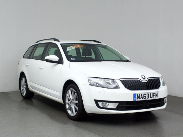 (2013) Skoda Octavia 1.6 TDI CR Elegance £650 Of Extras - Satellite Navigation - Bluetooth Connection - Zero Tax
