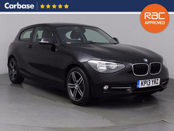 (2013) BMW 1 Series 114i Sport 3dr £925 Of Extras - Bluetooth Connection - Parking Sensors - DAB Radio