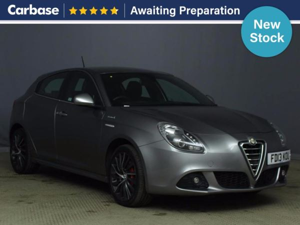 (2013) Alfa Romeo Giulietta 2.0 JTDM-2 140 Sportiva 5dr Luxurious Leather - Bluetooth Connection - £30 Tax - Aux MP3 Input