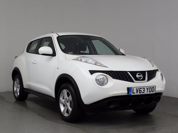 (2014) Nissan Juke 1.6 [94] Visia 5dr - SUV 5 SEATS Air Conditioning - 1 Owner