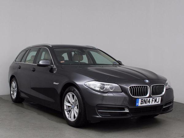 (2014) BMW 5 Series 520d SE 5dr Touring £950 Of Extras - Satellite Navigation - Bluetooth Connection - Parking Sensors