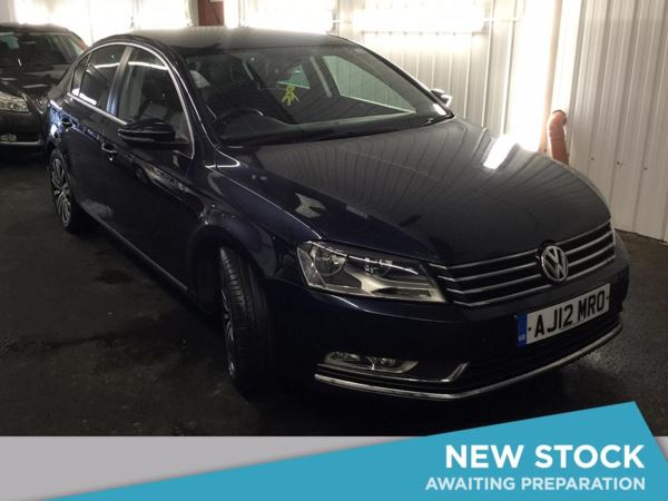 (2012) Volkswagen Passat 2.0 TDI 170 Bluemotion Tech Sport 4dr £1845 Of Extras - Satellite Navigation - Bluetooth Connection - £30 Tax