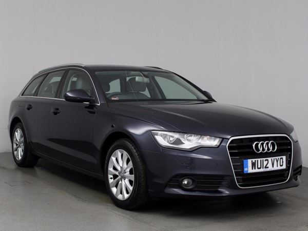 (2012) Audi A6 2.0 TDI SE 5dr £1010 Of Extras - Luxurious Leather - Bluetooth Connection - Parking Sensors