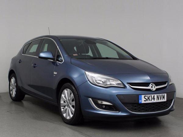 (2014) Vauxhall Astra 2.0 CDTi 16V Elite [165] 5dr Auto £920 Of Extras - Luxurious Leather - Parking Sensors - Aux MP3 Input - Rain Sensor