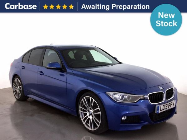 (2013) BMW 3 Series 318d M Sport 4dr £4095 Of Extras - Luxurious Leather - Bluetooth Connection - £30 Tax